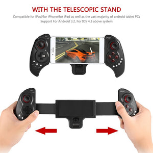 Stretchable Wireless Bluetooth Game Pad Game Controller For iOS For Android