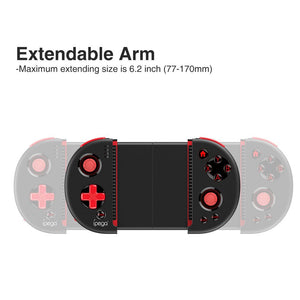 Wireless Tablet Mobile Phone Game Controller Gamepad Joystick Stretch