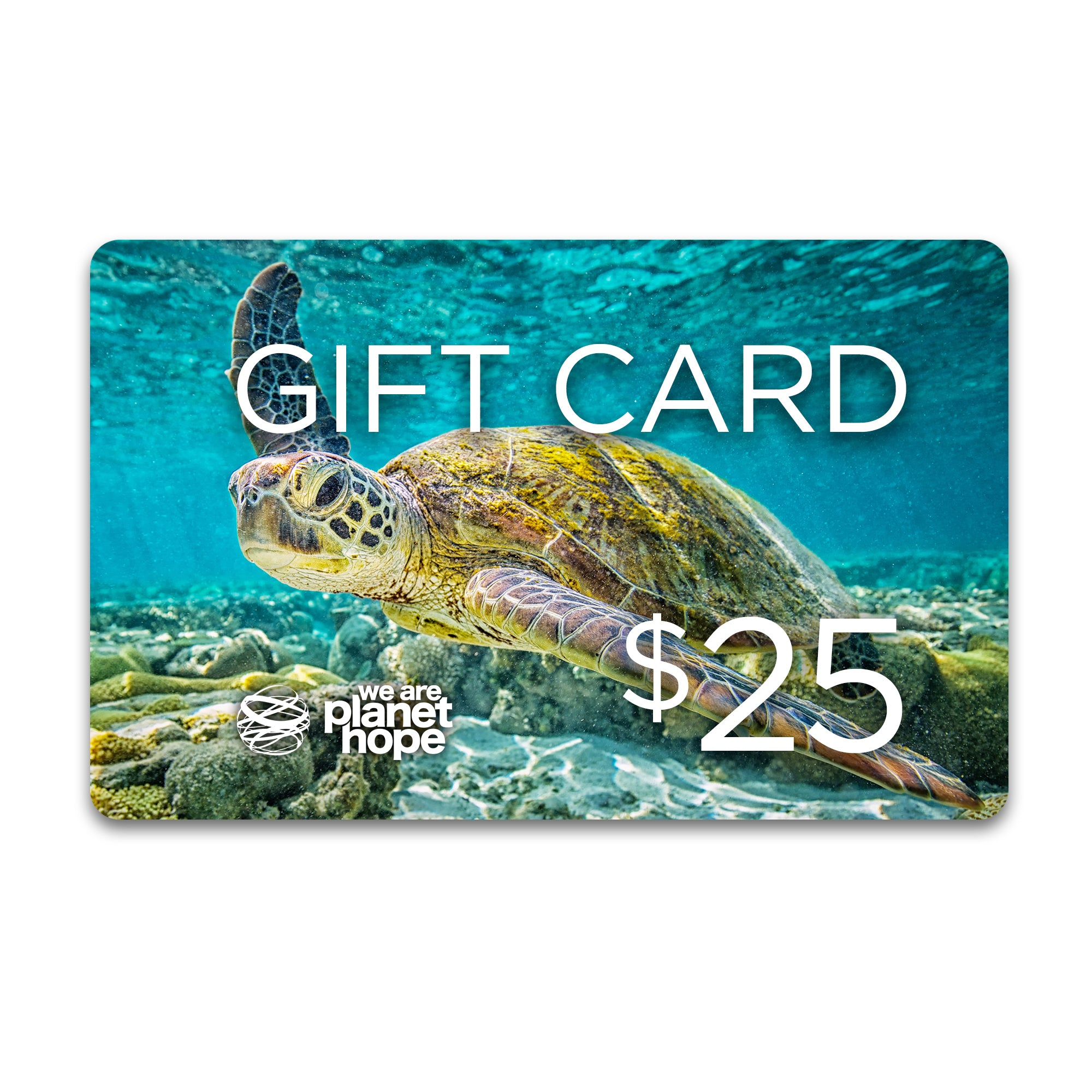 We Are Planet Hope Gift Cards