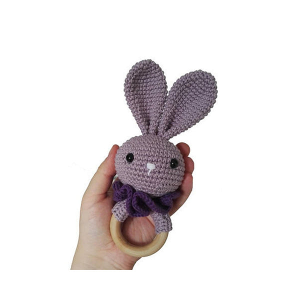 Purple Amigurumi