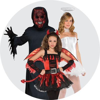 Costumes Halloween & Accessoires Anges & Diables