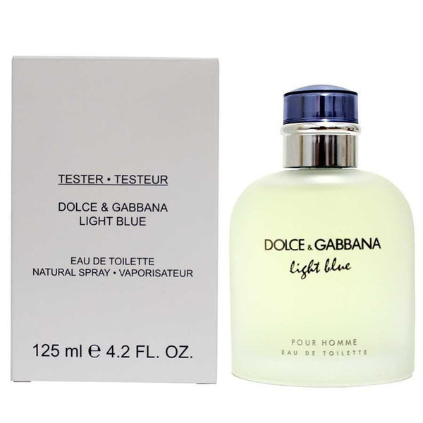 Light Blue Hombre 125 ml Tester Dolce & Gabbana