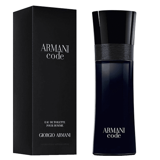 ARMANI CODE MEN 125ML EDT