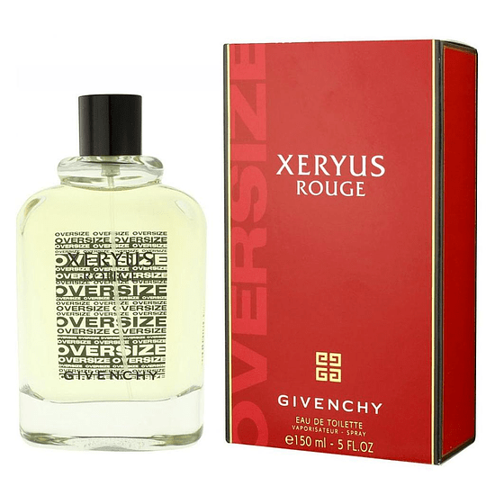 GIVENCHY XERYUS ROUGE EDT 150ML