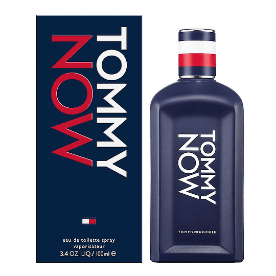 TOMMY HILFIGER TOMMY NOW MEN EDT 100ML