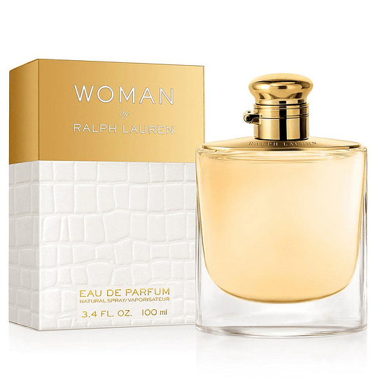 WOMAN BY RALPH LAUREN EDP 100ML