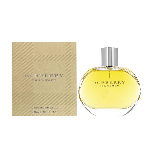Burberry Classic Mujer 100 ml EDP Burberry
