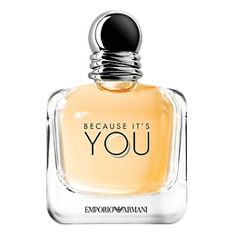 BECAUSE ITS YOU TESTER EDP 100 ML