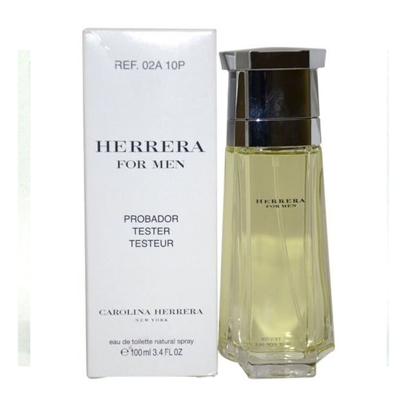 Herrera for Men 100 ml Tester