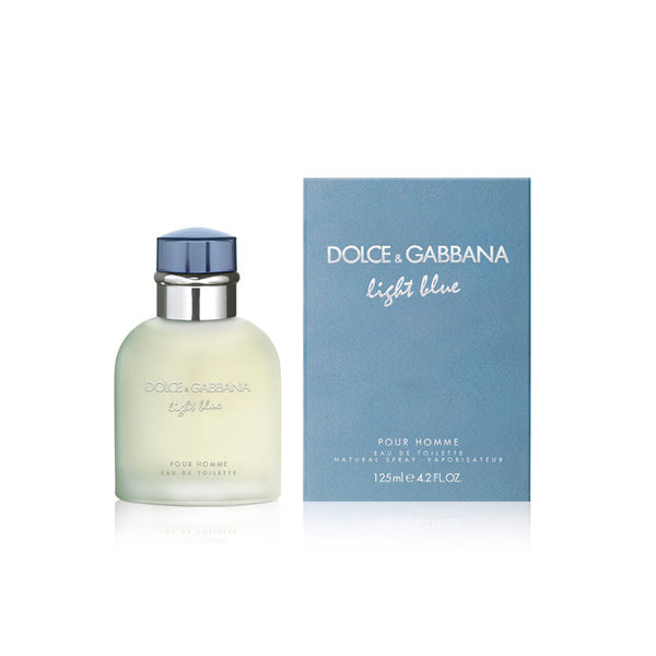 Light Blue Pour Homme Hombre 125 ml EDT Dolce & Gabbana