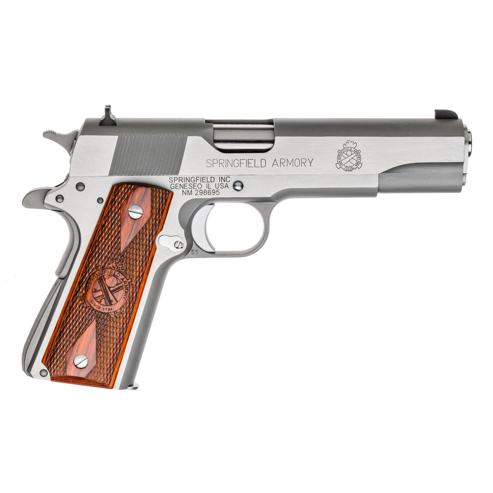 MIL-SPEC 1911 STAINLESS