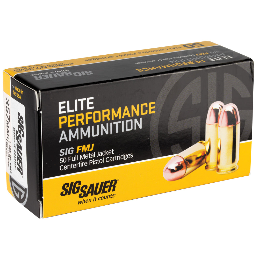 ELITE PERFORMANCE .357 MAGNUM 125GR