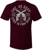 STICK TO YOUR GUNS T-SHIRT