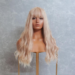 MILLY Beach Blonde Fringe Wig