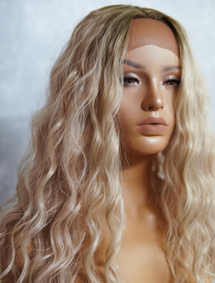MILEY Blonde Lace Front Wig