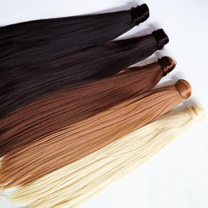 "KIRA Synthetic 26"" Straight Ponytail"