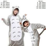 Animal Onesie Women Pajamas Stitch Unicorn Pajamas Onesie Adult Pajama Sets Cartoon Winter Flannel Warm Pyjamas Women - 1sies
