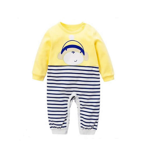 Girl Rompers Princess Newborn Girls Boys Jumpsuit Kids Baby Outfits Onesies Baby Girl Climbing Newborn Baby Underwear Clothing - 1sies