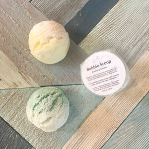 Cry Baby Ice Cream Bath Bombs (Lemon)
