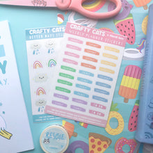Happy Days Planner Sticker Set Bundle