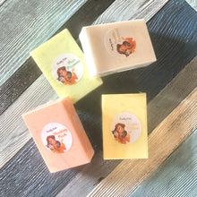 Blushing Peach Body Bar