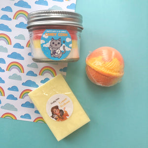 Creative Magic Mini Bath Bomb