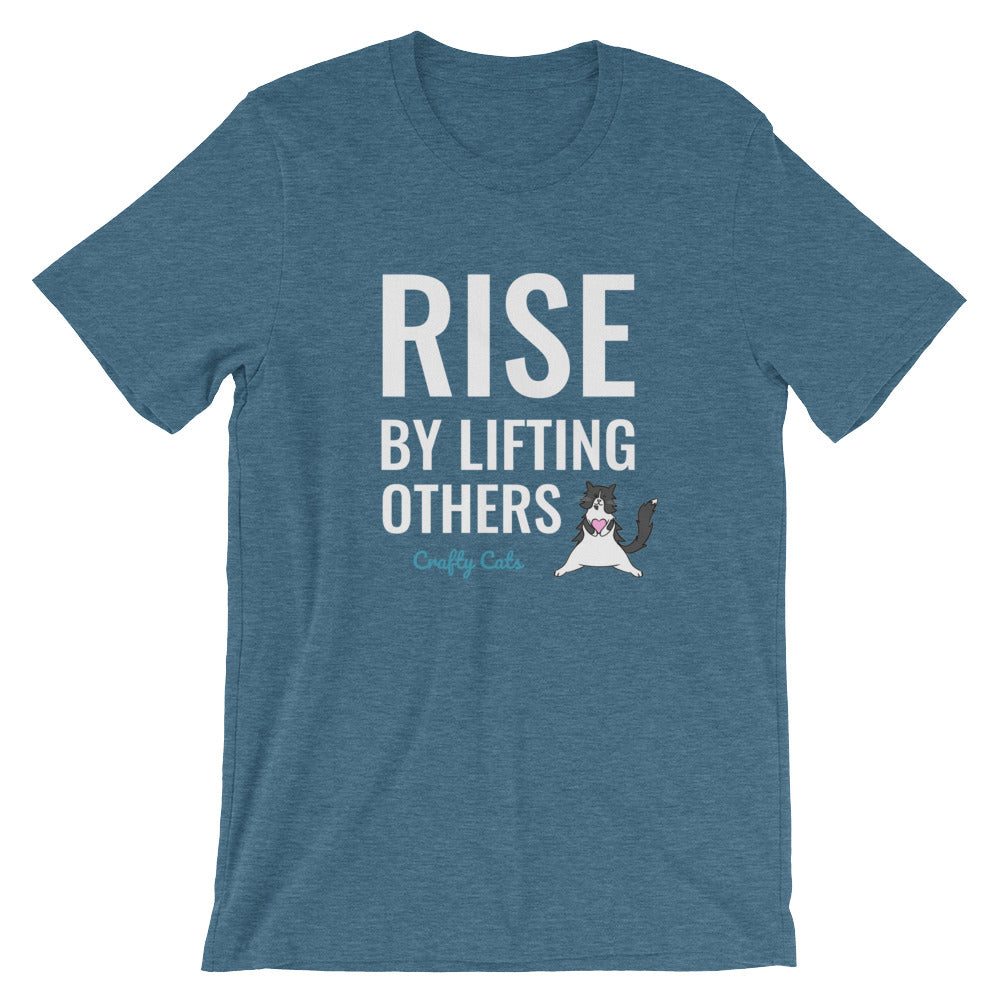 Rise by Lifting Others T-Shirt