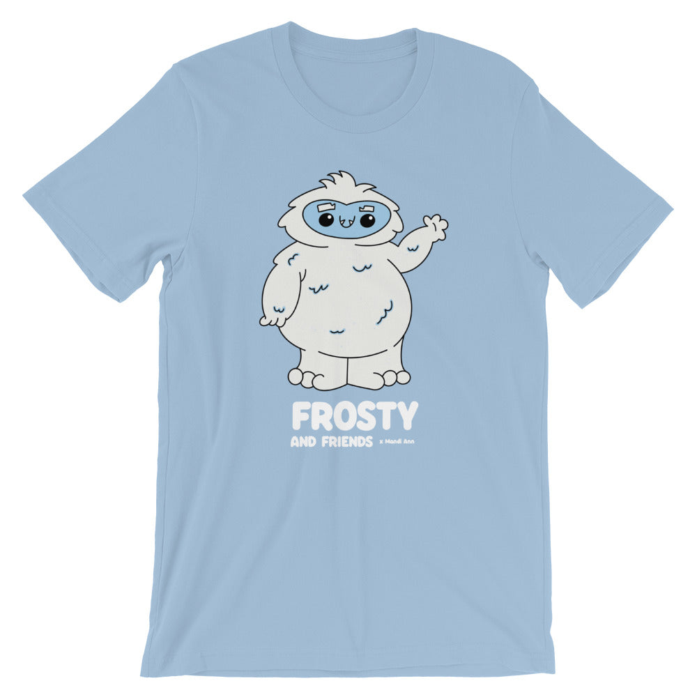 Frosty The Yeti T-Shirt