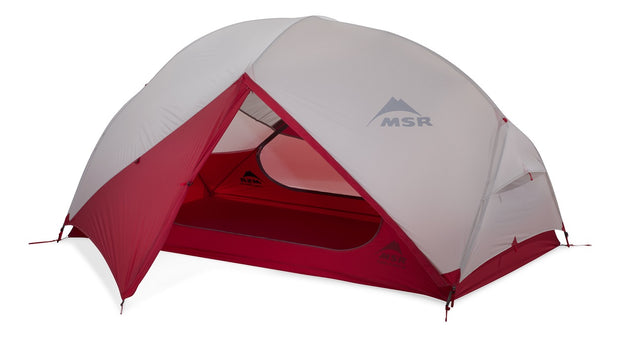 MSR Hubba Hubba NX 2 Person Backpacking Tent - Grey