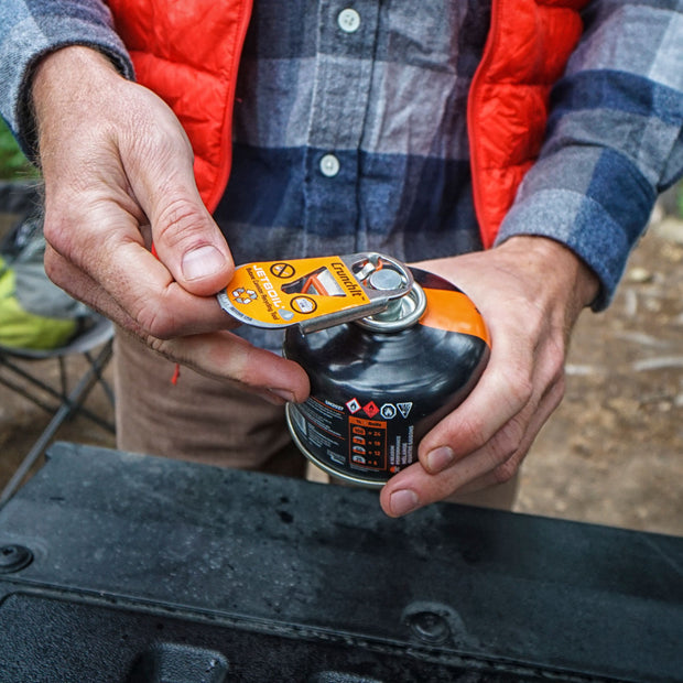 Jetboil Crunchit Fuel Can Recycling Tool