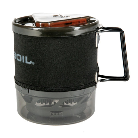 Jetboil Minimo Camping Stove Cooking System - Black