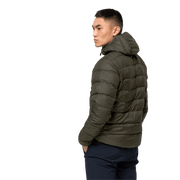 Jack Wolfskin Men's New Helium Down Jacket - Granite