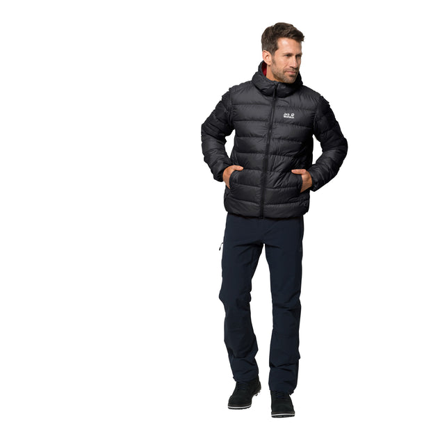 Jack Wolfskin Men's New Helium Down Jacket