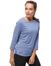 Jack Wolfskin Women's JWP Functional ¾ Sleeves Top