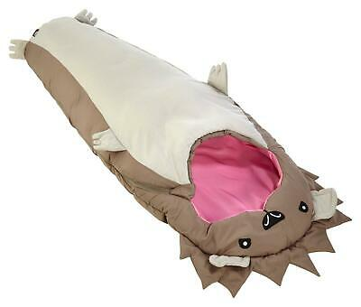 Sprayway Spike Children's Midi Sleeping Bag - Hedgehog