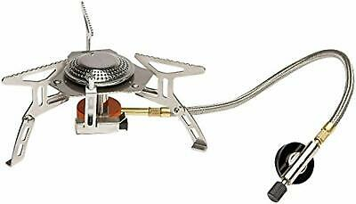 Go System Sirocco Camping Stove - Silver