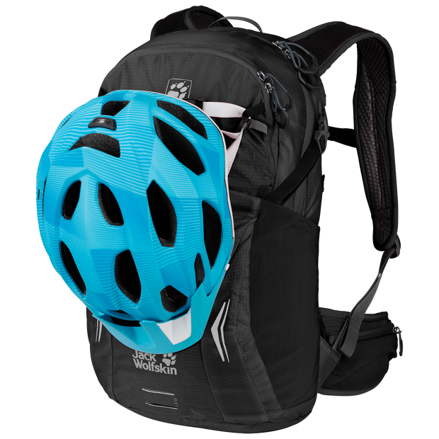 MOAB JAM 24L cycling backpack with rain cover, prepared for water bladder