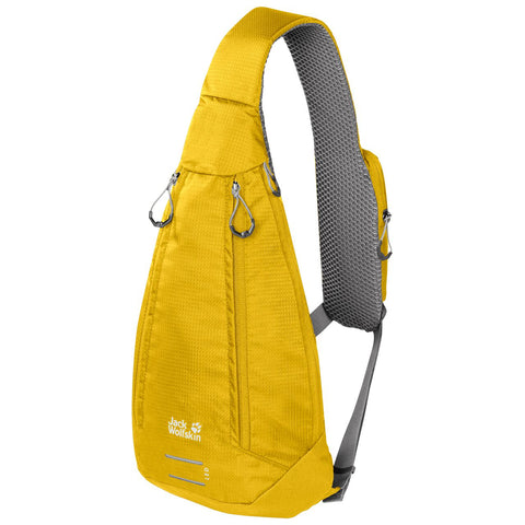 Jack Wolfskin Delta Bag Air Shoulder Bag - Dark Sulphur