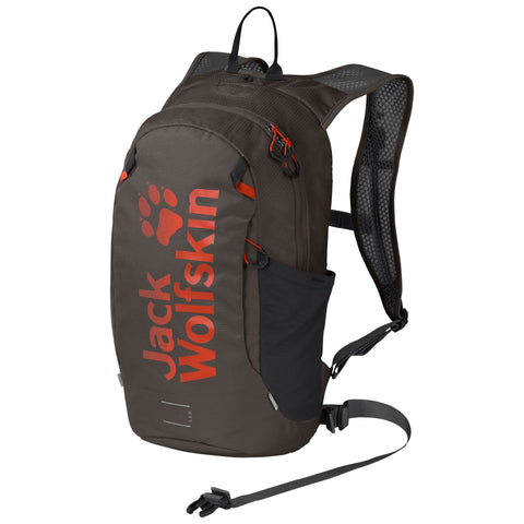 Jack Wolfskin Velo Jam 15 Bike Pack - Brownstone