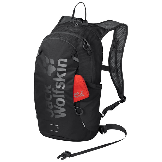 Jack Wolfskin Velo Jam 15 Bike Pack - Black
