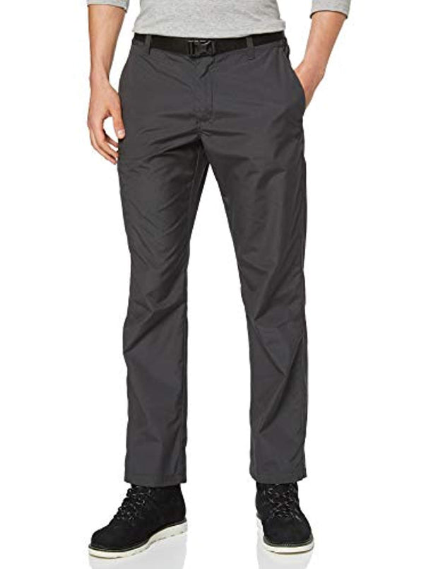 Craghoppers Men's Kiwi Boulder Walking Trousers - Black Pepper (Reg)