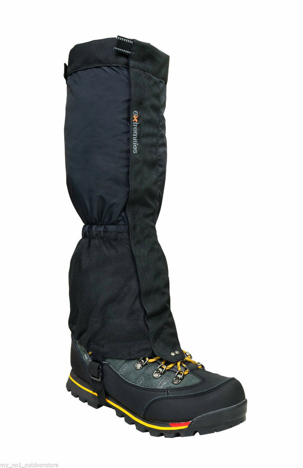 Extremities Packagaiter Goretex Paclite Walking Gaiter - Black