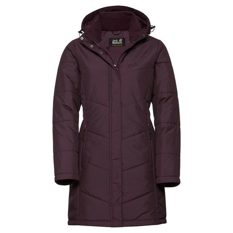 Jack Wolfskin Women's Svalbard Windproof Insulated Coat