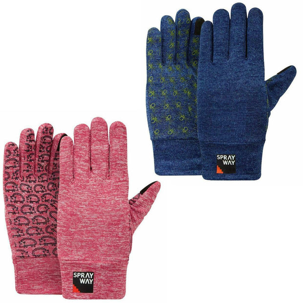 Sprayway Junior Stretch Grip Fleece Gloves