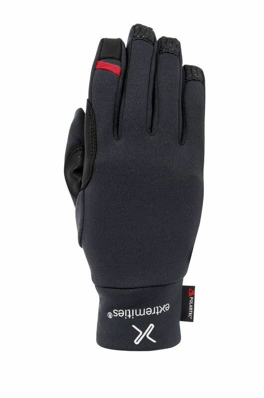 Extremities Sticky Power Stretch PRO Gloves - Grey