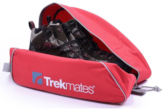 Trekmates Walking Boot Bag - Red