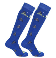 Salomon Kids Team Junior² Ski Socks (Twin Pack)