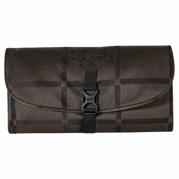 Jack Wolfskin Waschsalon Y.D Hanging Toiletries Bag - Big Check