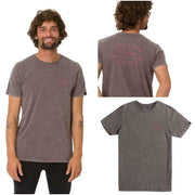 Animal Men's Miner Tee Crew Neckline Short-Sleeved Cotton T-Shirt