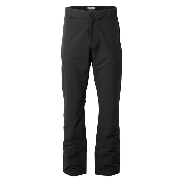 Craghoppers Men's Kiwi Pro Waterproof Walking Trousers (Reg Leg) - Black